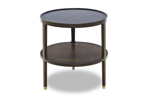 Custom End Tables | Bedside Tables | Black Wolf Design