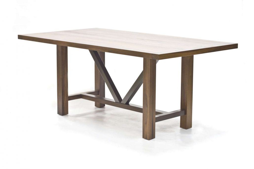 Custom Kitchen Tables | American-Made | Black Wolf Design
